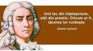 Dimitrie Cantemir, istoria si rusii