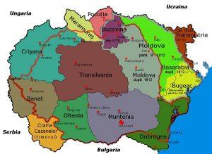 Romania Mare si moldovenii