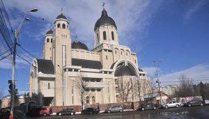 """Catedrala Ortodoxă """"Înălțarea Domnului"""" din Bacău"""