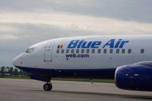 Blue Air – noi curse spre Germania